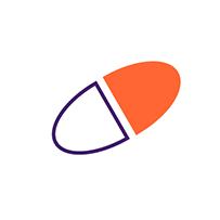 Icon of a medicine capsule