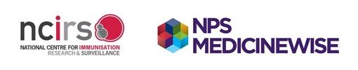 NCIRS and NPS MedicineWise logos logo